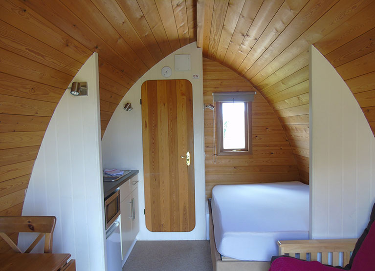 Mega Camping Pods In Yorkshire Uk Upwood Holiday Park